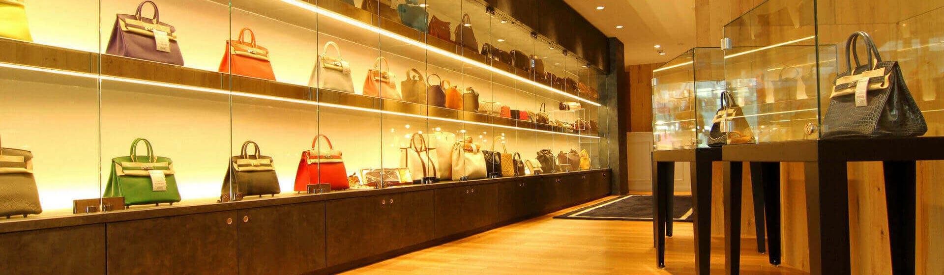 ブランド品、高価買取のギャラリーレア 青山表参道店へようこそ