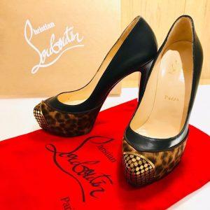 女性の憧れの靴・・・クリスチャン・ルブタンルブタン レッドソール