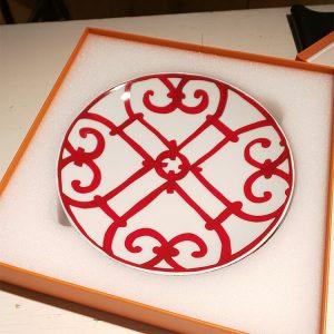 ガダルキヴィール 皿 2枚セット 新品